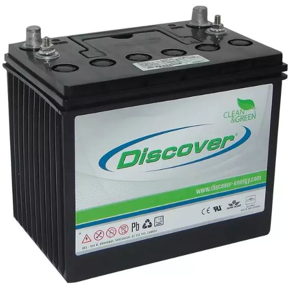Flooded Batteries