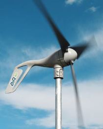 Air wind turbine