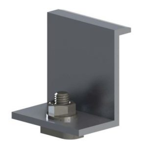 Fast rack end clamp 32mm