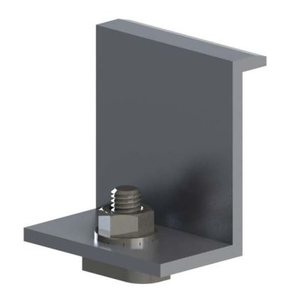Fast Rack end clamp
