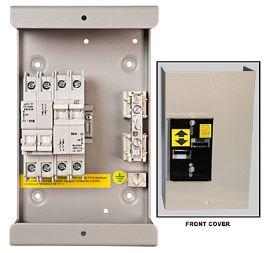 Inverter isolation switch