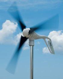 Air breeze wind turbine