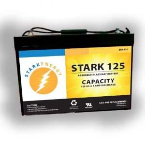 Stark 125 AGM Battery